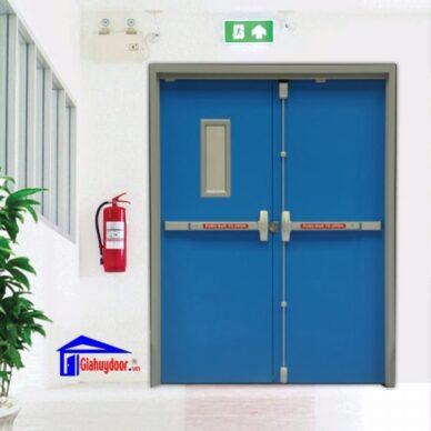 101 cửa chống cháy chung cư TPHCM đẹp nhất hiện nay